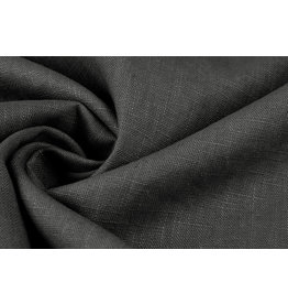 Washed Linen Dark grey