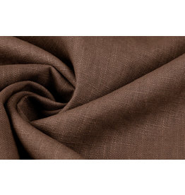 Washed Linen Mokka brown