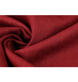 Washed Linen Red
