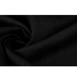 Washed Linen Black