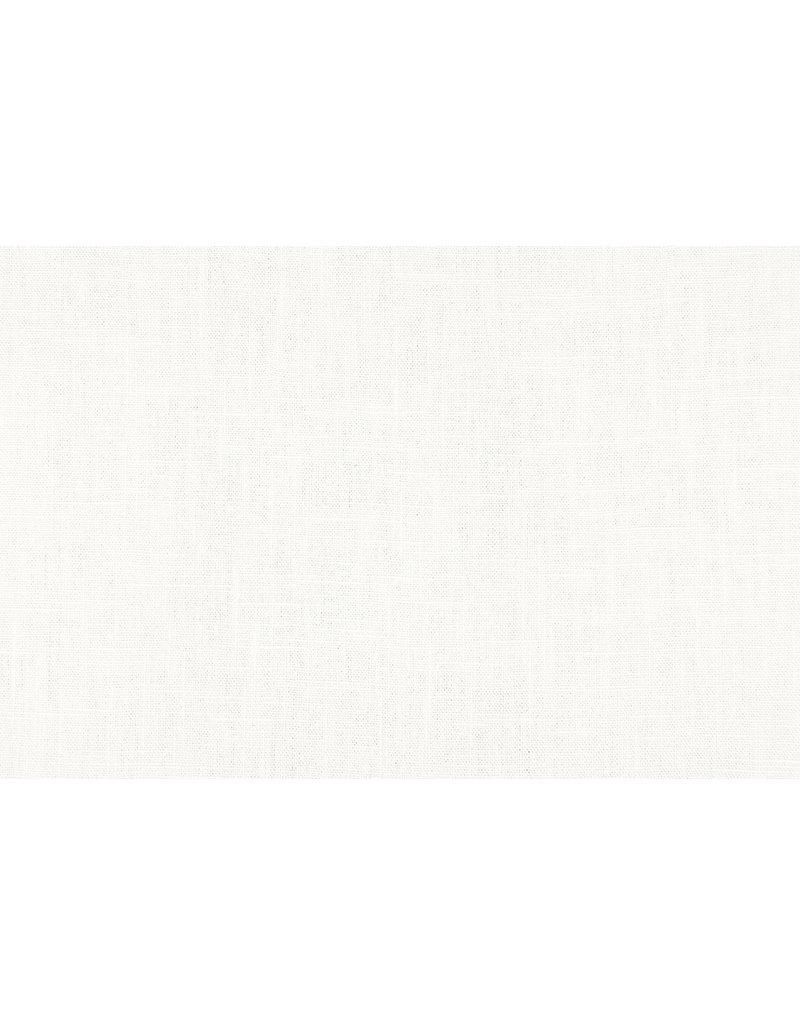 Gewaschenes Leinen Weiß