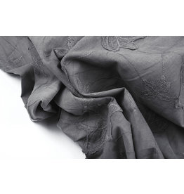 Cotton Fadowa Gray