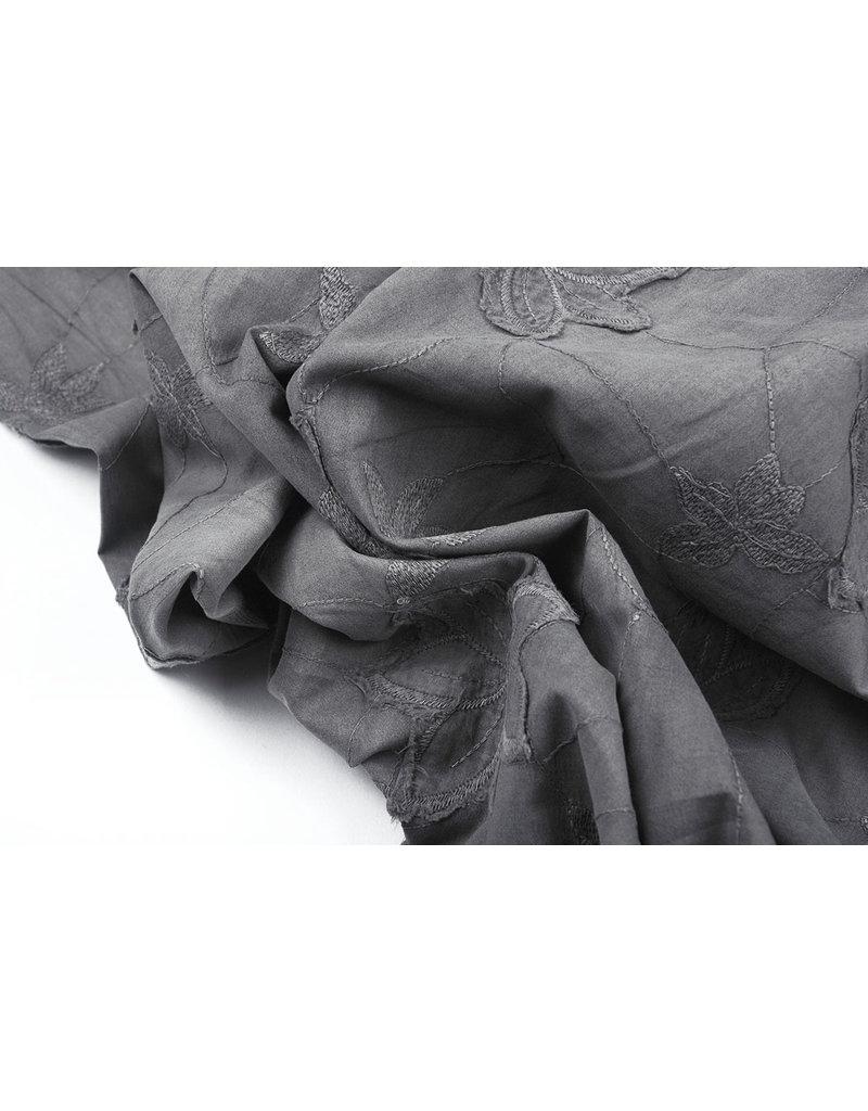 Baumwolle Fadowa Grau