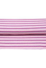 Tricot Multi strepen Oud Roze