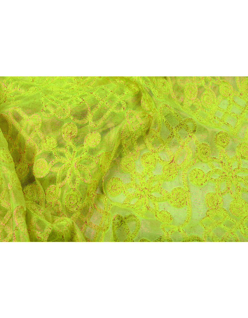 Fluor Panui Yellow