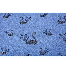 Mi & Joe Cotton Jersey Swan Dark jeans melange