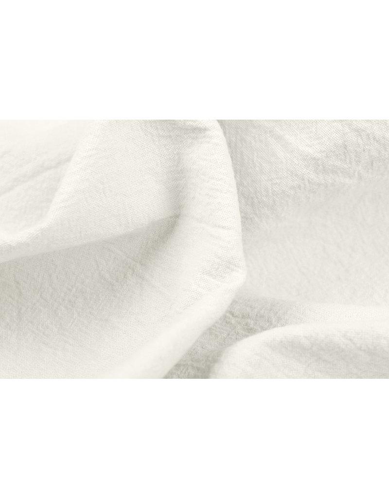 100% Gewaschene Baumwolle Creme