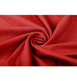 Oeko-Tex®  Cotton Jersey Red