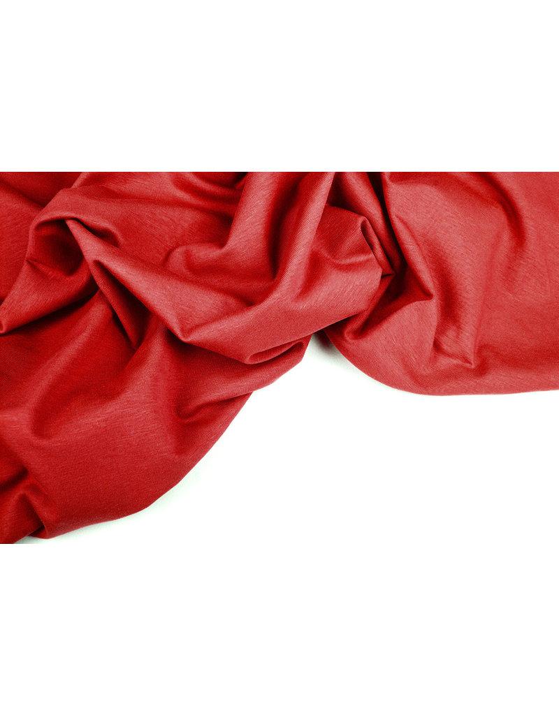 Oeko-Tex®  Cotton Jersey Rood