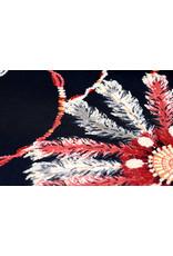 Jersey Simmer Dreamcatcher Black Red