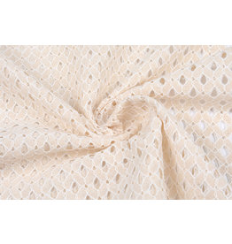 Lace whiti Light Beige