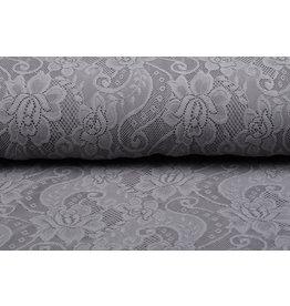 Lace rosika flower Grey