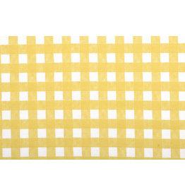 Punta Check Yellow