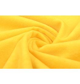 Veloursstoff Samt Gelb
