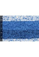 Spitze Delfts Blauw