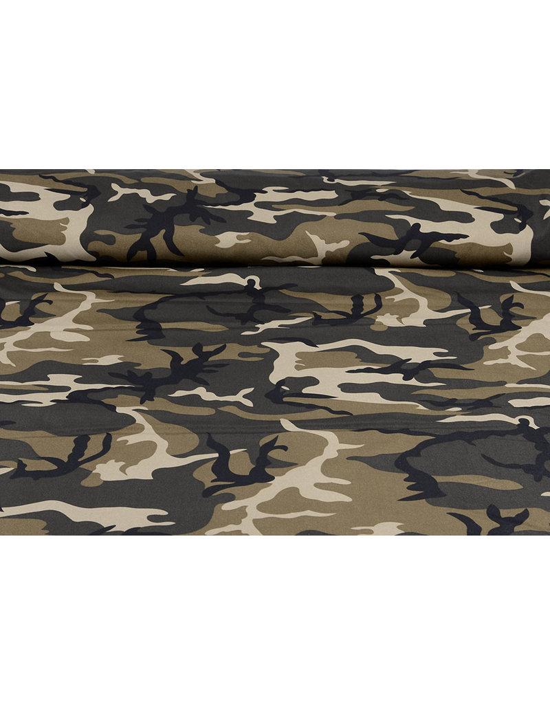 Armee Camouflage Polyester Wasserabweisend