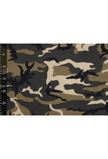 Army Camouflage Polyester Waterafstotend