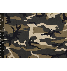 Army Camouflage Polyester Water resistant