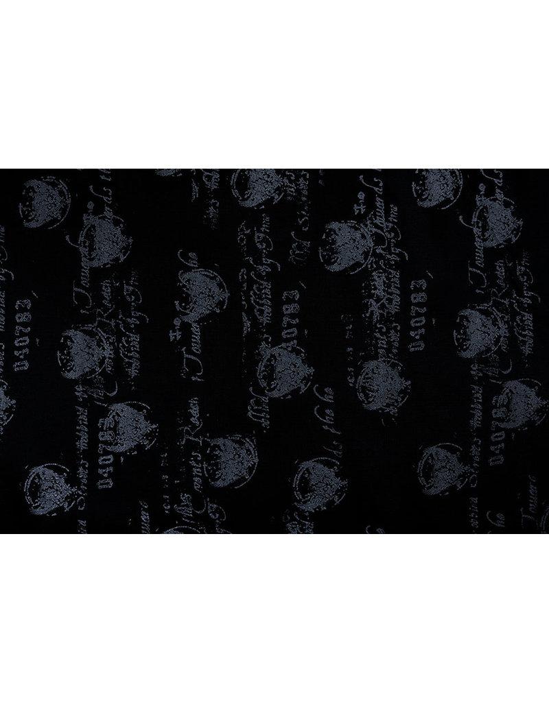 Cotton Hohi Black