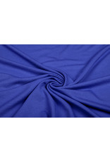 Viscose Jersey Konings Blauw
