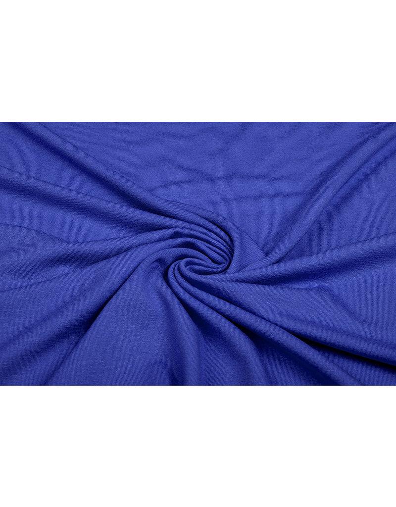 Viscose Jersey Königsblau
