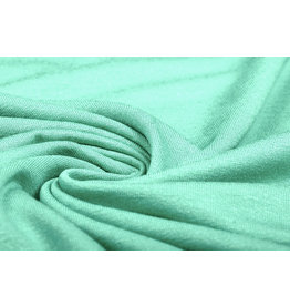 Viscose Jersey Mint Groen