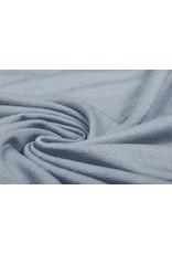 Viscose Jersey Grau Blau