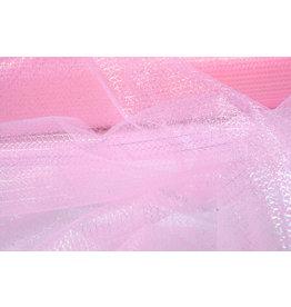 Lurex on Tulle Brilo Light pink