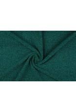 Gewirke mit Glitzer Illia  Seegrün