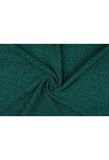 Knitted Fabric with glitter Illia Seagreen