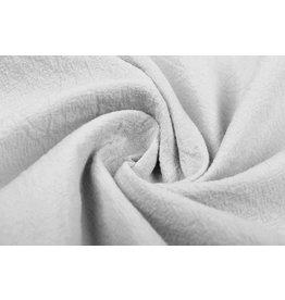 100% Washed Cotton Light Grey