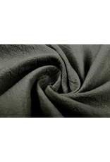 100% Gewaschene Baumwolle Dunkel Army Grün