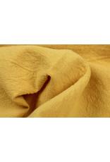 100% Gewaschene Baumwolle Ocker