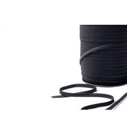 Elastic Black 6 mm
