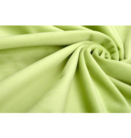 Veloursstoff Samt Pica Limette