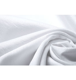 Woven Viscose White