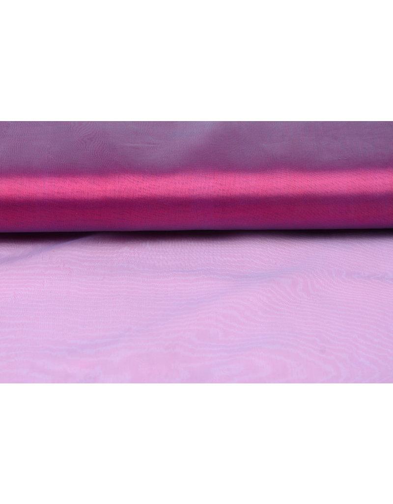 Organza Two-Tone Blauw-roze