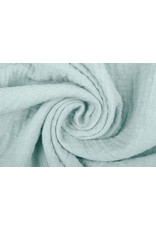 Oeko-Tex®  Hydrofiel stof Licht oud groen