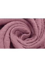 Oeko-Tex®  Baumwoll Musselin Stoff Dunkel Altes Rosa