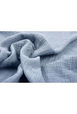Oeko-Tex®  Baumwoll Musselin Stoff Leichte Jeans