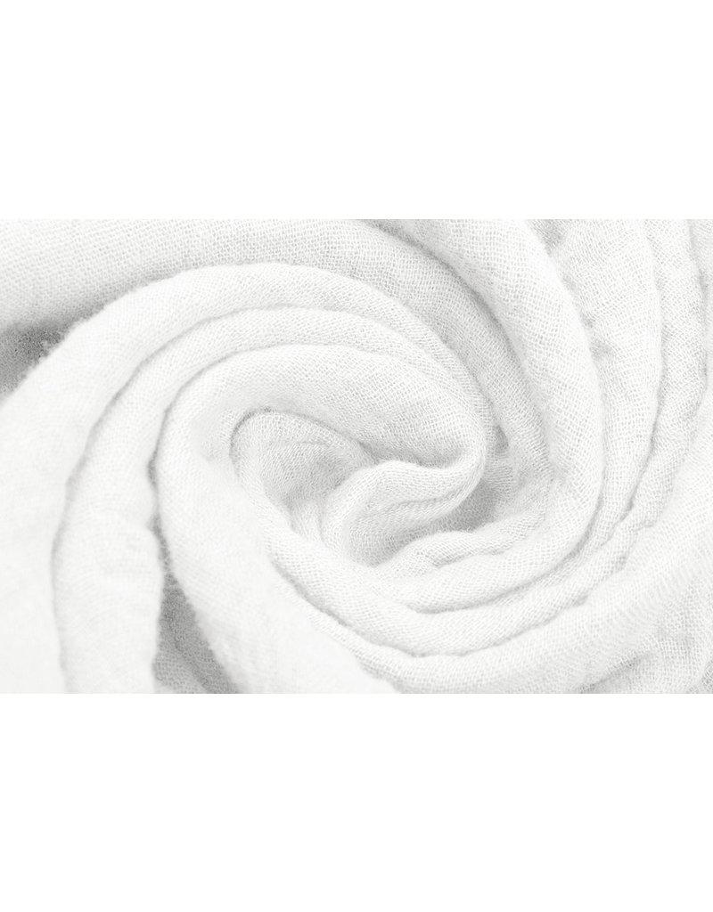 Oeko-Tex®  Hydrofiel stof Wit