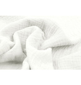 Oeko-Tex®  Double Gauze Fabric Creme