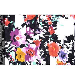 Scuba Pique Blumen Flofli
