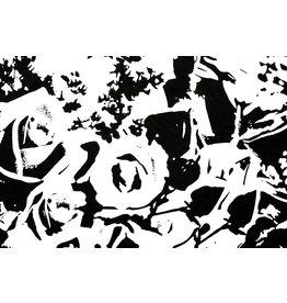 Lycra Trikot Simmer Punkti Schwarz Weiß