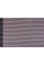 Crepe polyester Diama Koraal