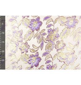 Brocade Flowers Izimbali Lilac