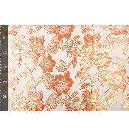 Brocade Flowers Izimbali Orange