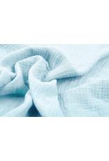 Oeko-Tex®  Hydrofiel Stof Baby Blauw