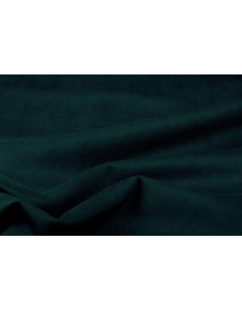 Oeko-Tex®  leichtes Tauchen Wildleder Meeresgrün