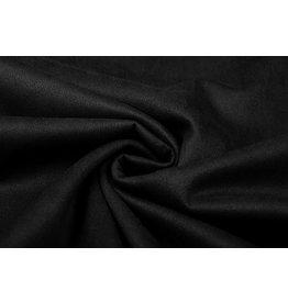 Oeko-Tex®  Light Scuba Suede Black